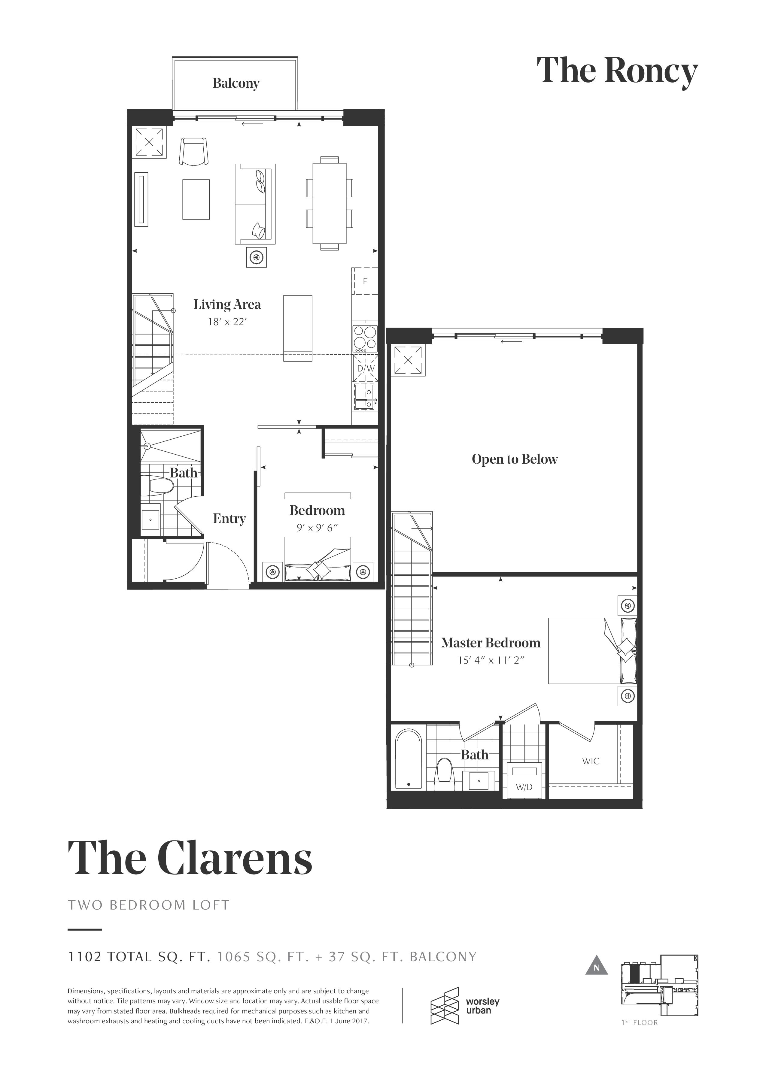 The Clarens